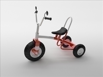 bicycle 3d model max 102853