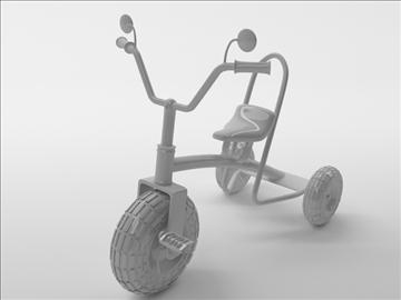 bicycle 3d model max 102854