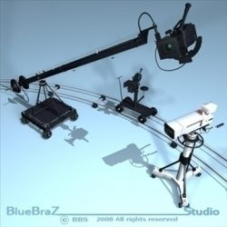 broadcast camera collection ( 78KB jpg by braz )