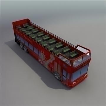 citytourbus_ 3d model 3ds max fbx lwo ma mb hrc xsi obj 110944