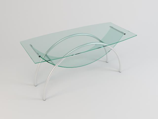 collection of glass tables 3d model 3ds max fbx obj 118432