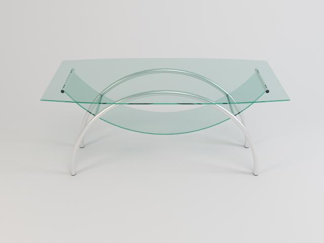 collection of glass tables 3d model 3ds max fbx obj 118433