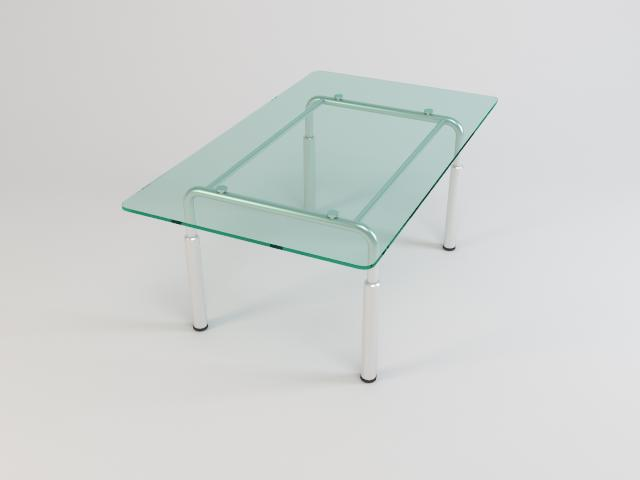 collection of glass tables 3d model 3ds max fbx obj 118442
