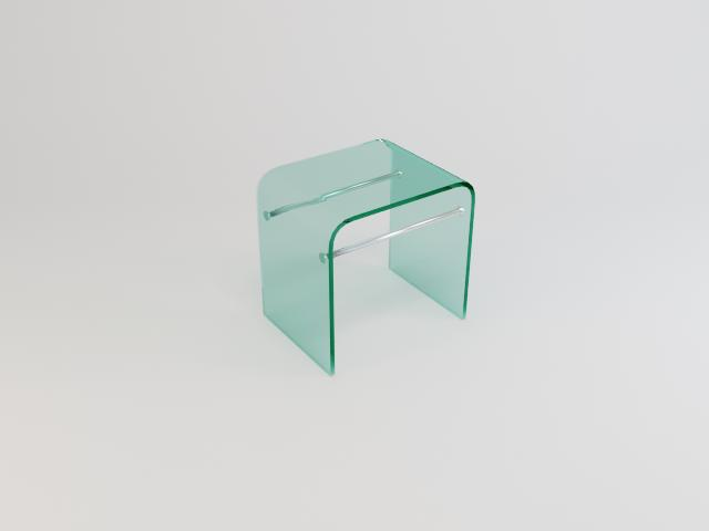 collection of glass tables 3d model 3ds max fbx obj 118443