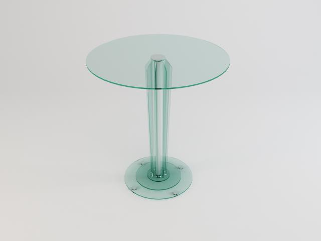 collection of glass tables 3d model 3ds max fbx obj 118451