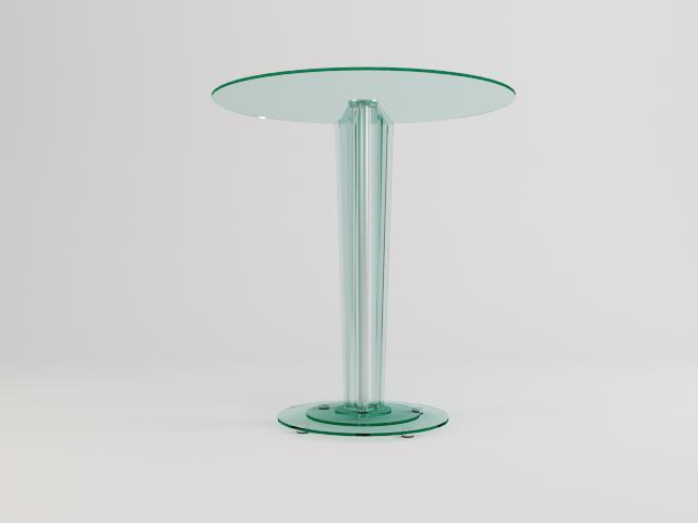 collection of glass tables 3d model 3ds max fbx obj 118452