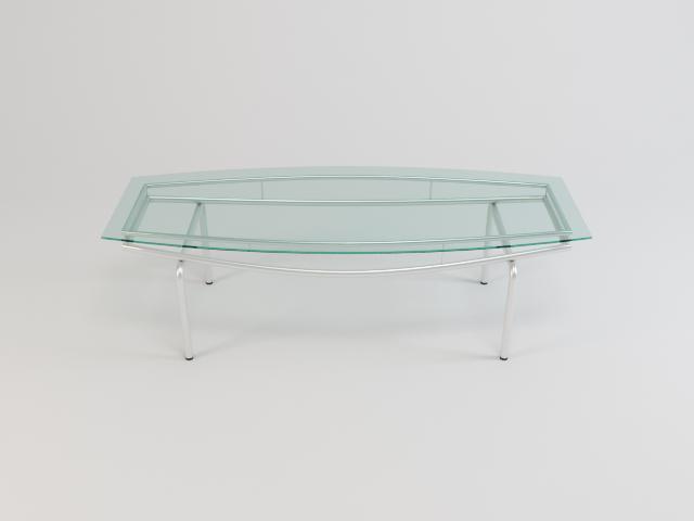 kolekcija staklenih stolova 3d model 3ds max fbx obj 118458