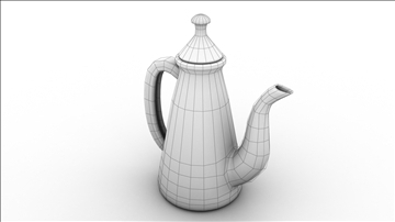 cookware and tableware 3d model 3ds max fbx ma mb obj 110080