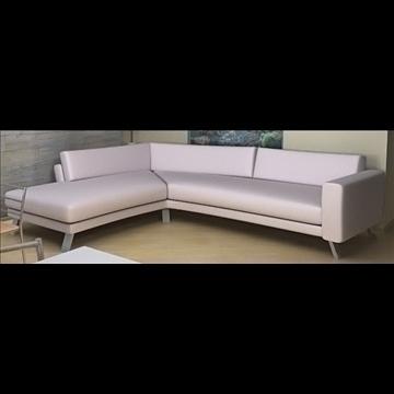 divan (sofa) 3d model lwo 79305