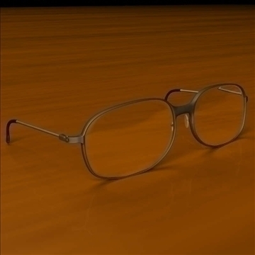 eyeglasses 3d model max lwo obj 100082