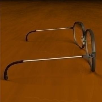 eyeglasses 3d model max lwo obj 100083