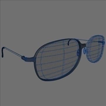eyeglasses 3d model max lwo obj 100085