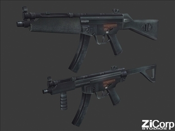 besplatno moderno oružje pk1 3d model 3ds 104579