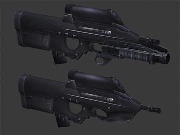 besplatno moderno oružje pk1 3d model 3ds 104582