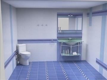 бүрэн угаалгын төсөл 3 хувилбар 3d бусад 112283 загвар