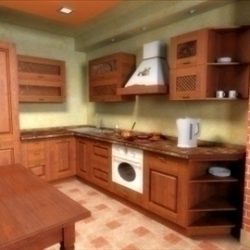 italy kitchen ( 76.22KB jpg by PrintF )