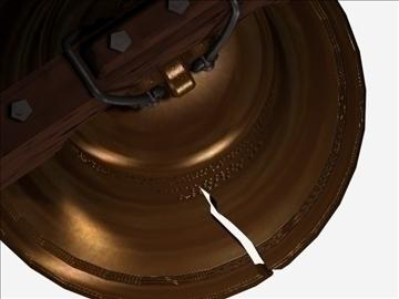 liberty bell 2 3d model max 107749