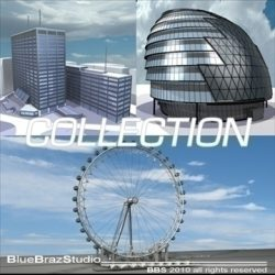 London building collection ( 106.87KB jpg by braz )