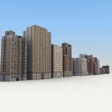 lowbuildings_set 01_3dgamemodels 3d model 3ds max fbx lwo ma mb hrc xsi texture obj 100540