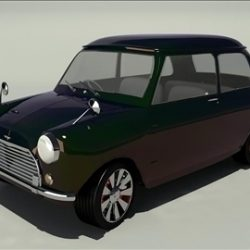 mini cooper 1963 ( 51.87KB jpg by rahadian )