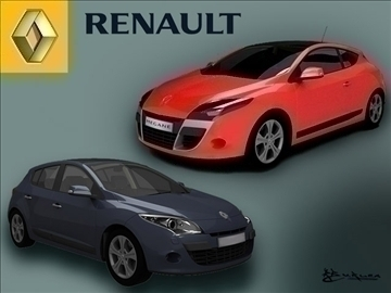 renault megane iii 2009 paket1 3d model max 101501