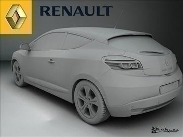 renault megane iii 2009 pack1 3d model max 101508