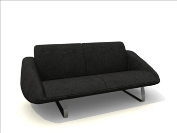 sofa_2pieces 3d líkan ma mb 82776