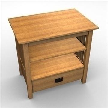 table.zip 3d model 3ds dxf fbx c4d obj 85489