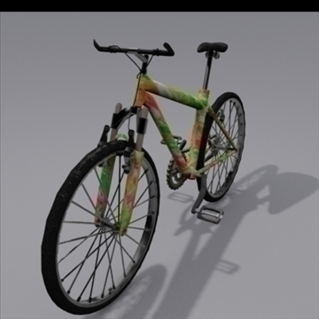 velosiped 3d model 3ds max 82554