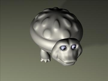 Tortoise Low Poly