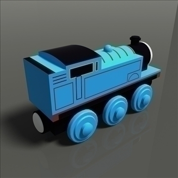 toy train pack 03 3d model max 81799