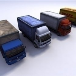 Transport_Vehicles_3DModels ( 53.62KB jpg by 3DArtisan )