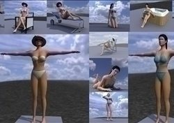 Woman Collection ( 55.28KB jpg by ivan3dbinary )