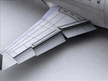 bombardier crj 2 3d model max 105812