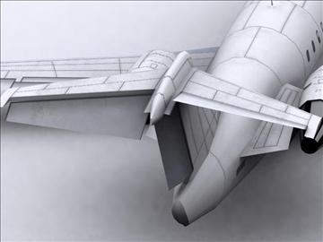 bombardier crj 2 3d model max 105813