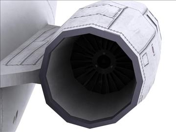bombardier crj 2 3d model max 105814