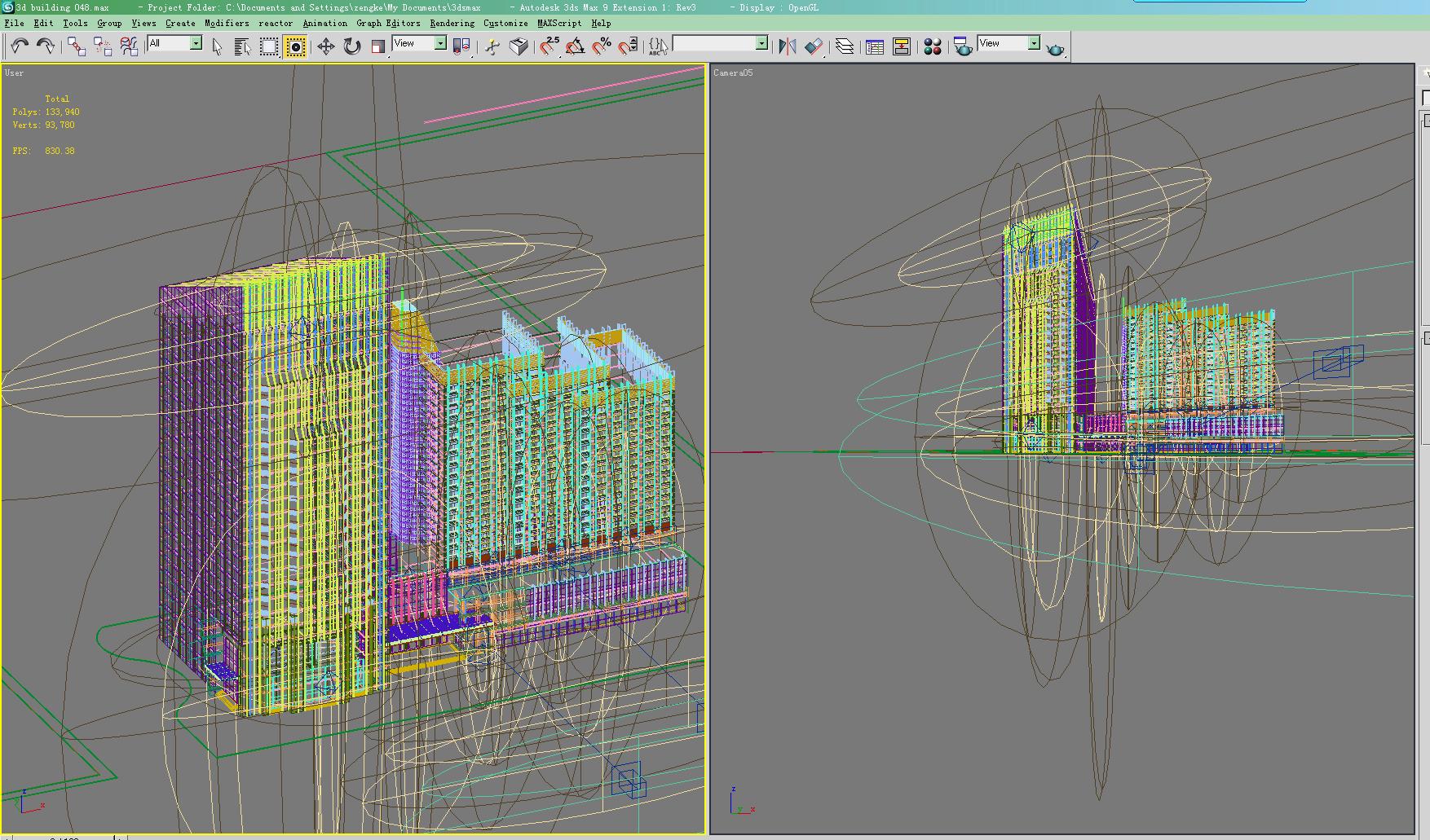 building 048 3d model max 133535
