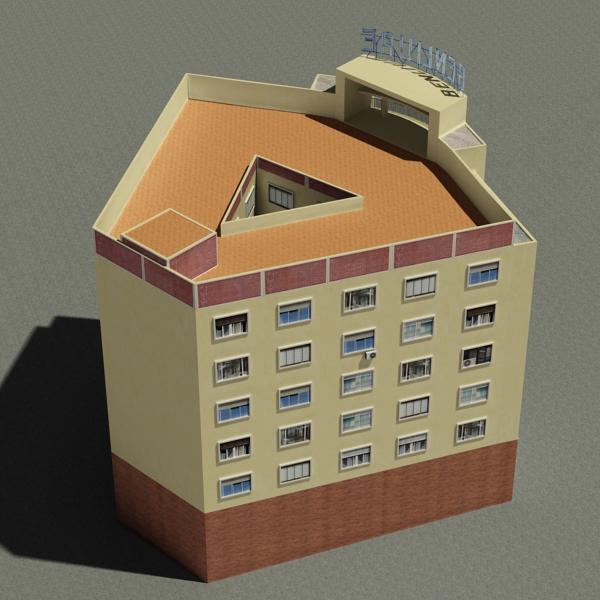 building 80 3d model 3ds max fbx texture obj 156898