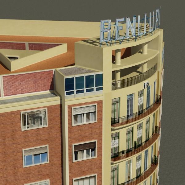 building 80 3d model 3ds max fbx texture obj 156904