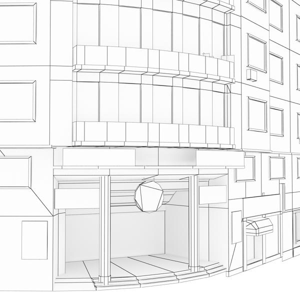 building 80 3d model 3ds max fbx texture obj 156912