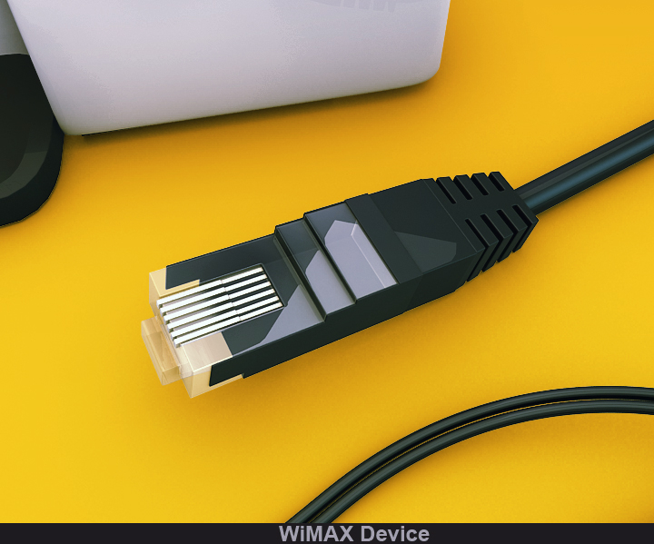 wimax device 3d model 3ds max fbx obj 117234