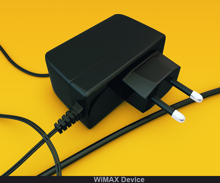 wimax device 3d model 3ds max fbx obj 117236