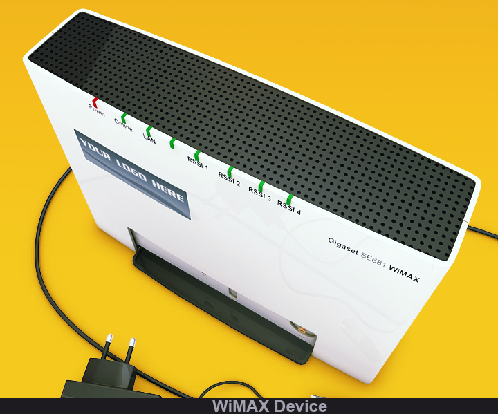 wimax device 3d model 3ds max fbx obj 117237