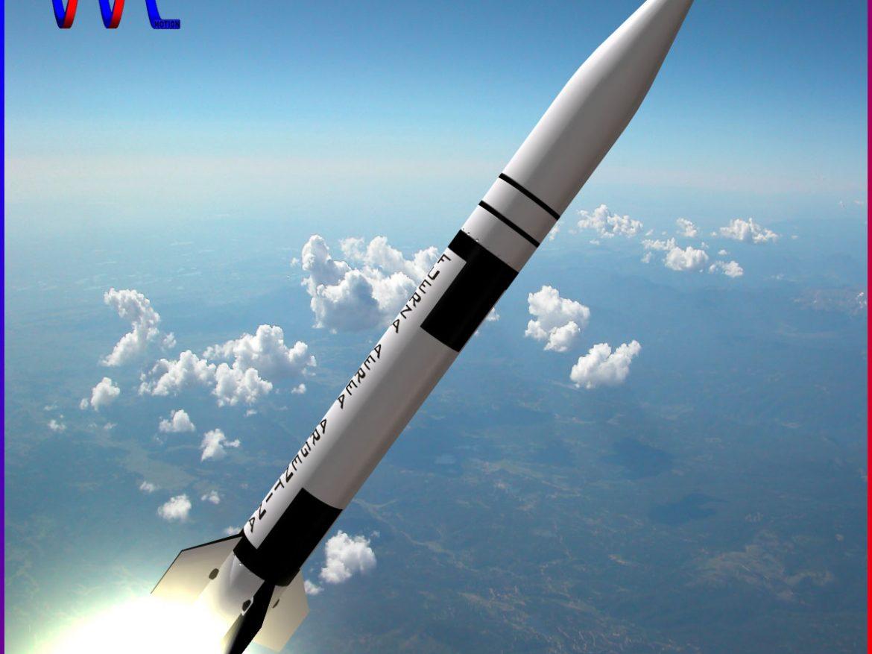 Condor I-AIII/Alacran missile ( 181.74KB  by VisualMotion )