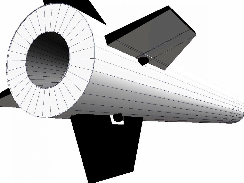 Condor I-AIII/Alacran missile ( 155.66KB  by VisualMotion )