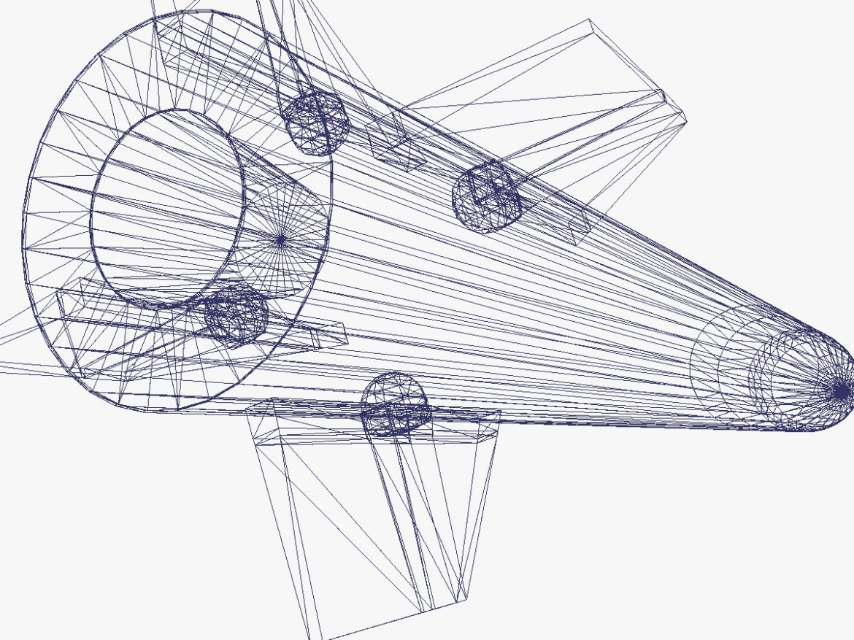 Condor I-AIII/Alacran missile ( 829KB  by VisualMotion )