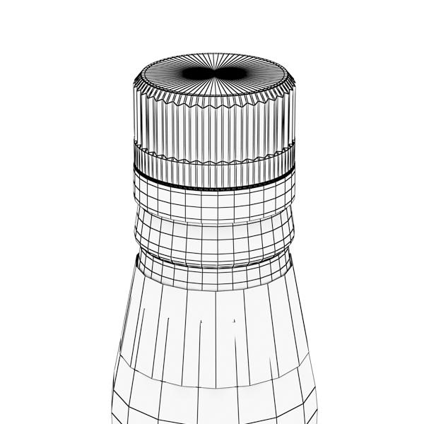 chivas regal bottle, glass and coaster collection 3d model 3ds max fbx obj 139939