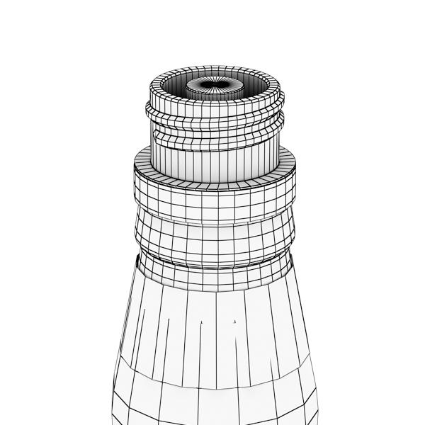 chivas regal bottle, glass and coaster collection 3d model 3ds max fbx obj 139940