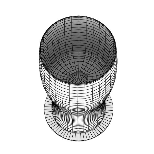 corona pivə toplama 3d model 3ds max fbx obj 141585