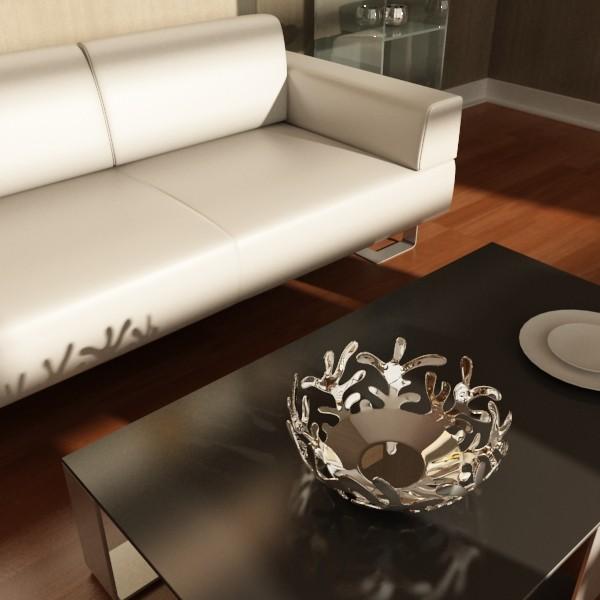 decorative bowl 04 3d model 3ds max fbx obj 132723